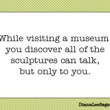 Writing Prompt – Museum Vist